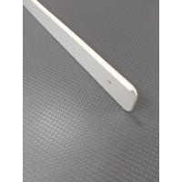 Торцова планка для стільниці LUXEFORM права колір RAL1013